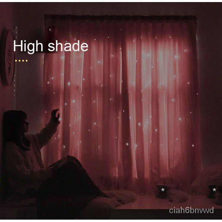 ผ้าม่านหน้าต่าง ผ้าม่านประตู ผ้าม่าน UV สำเร็จรูป กั้นแอร์ได้ดี และทึบแสง กันแดดดี ติดแบบตีนตุ๊กแก จำนวน 1ผืน YKRG