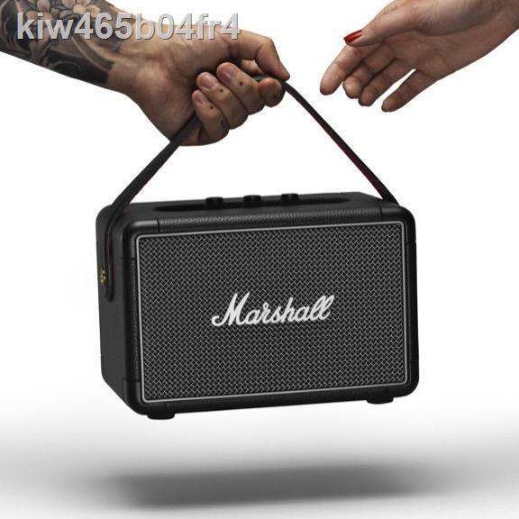 🔥รุ่นขายดี🔥ขายเฉพาะจุด🔥¤❃ลำโพงบลูทู ธ Marshall Kilburn II Bluetooth สีดำ - ชั้น 1 ปี + ส่งฟรีทั่วไทย (ลำโพงบลูทู ,