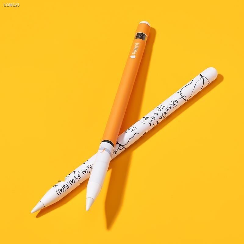 ปากกาไอแพด [วางมือบนจอได้] ปากกาไอแพด วางมือแบบ Apple Pencil stylus ipad ❧▤✇เหมาะสำหรับ applepencil ปลอกปากกาสติกเกอร์ด