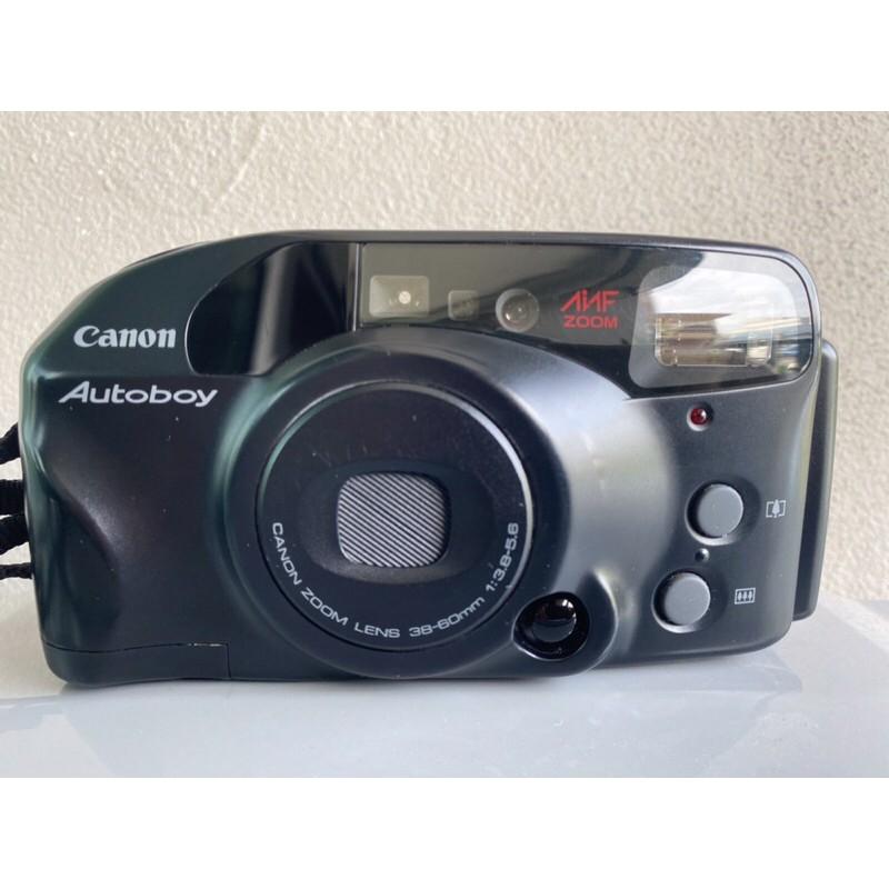 Canon autoboy aiaf zoom กล้องฟิล์มคอมแพค