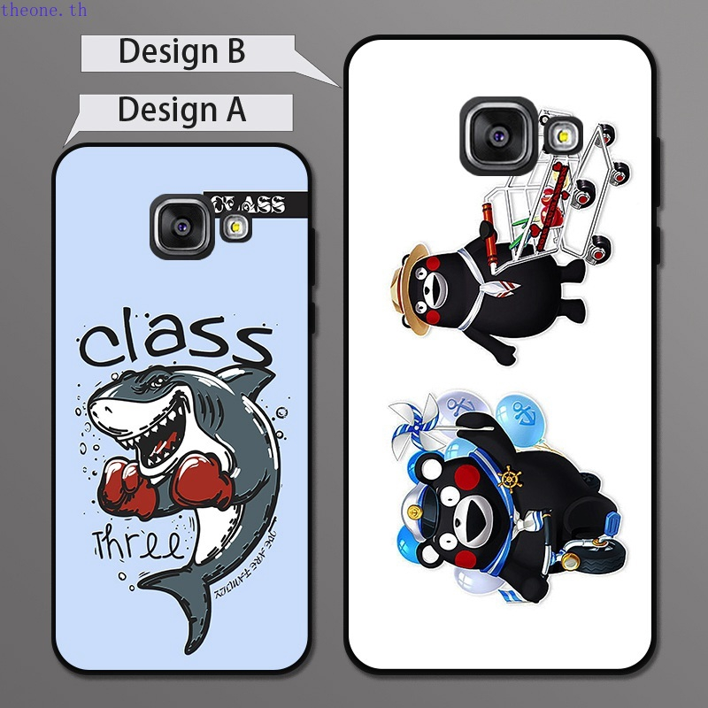 TH_Samsung A3 A5 A6 A7 A8 A9 Pro Star Plus 2015 2016 2017 2018 Shark Silicon Case Cover