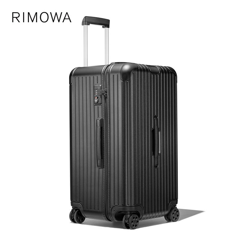 ヸΑRimowa/rimewa Essential trunk31นิ้วกระเป๋าเดินทางล้อลาก