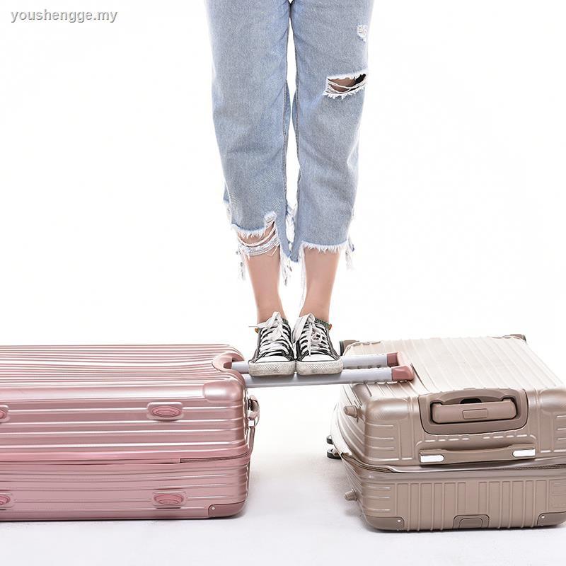 กระเป๋าเดินทางล้อลาก 28 24 26 Lockbox 20 - นิ้ว