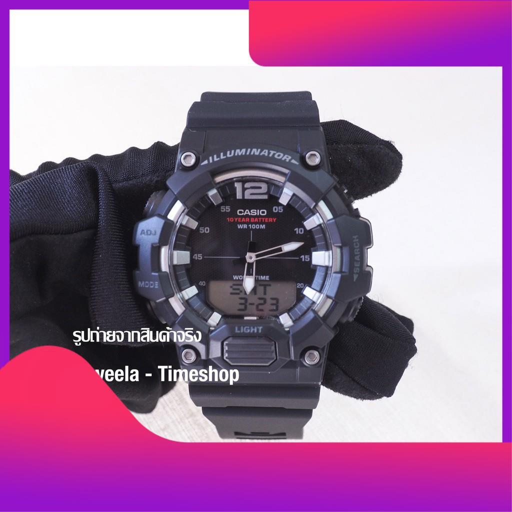 ♥♥♥ Casioประกัน0ทุกเรือน ไม่ใช่ประกันร้านแน่นอนจ้า - นาฬิกาข้อมือผู้ชาย Casio: HDC-700 รับประกันศูนย์
