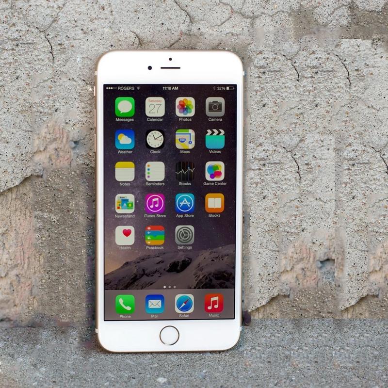 【สินค้าที่มีอยู่  มือสอง】Apple iphone 6plus 16GB  / 64GB   ต้นฉบับใหม่มือสองiPhone 7plus 32/128G