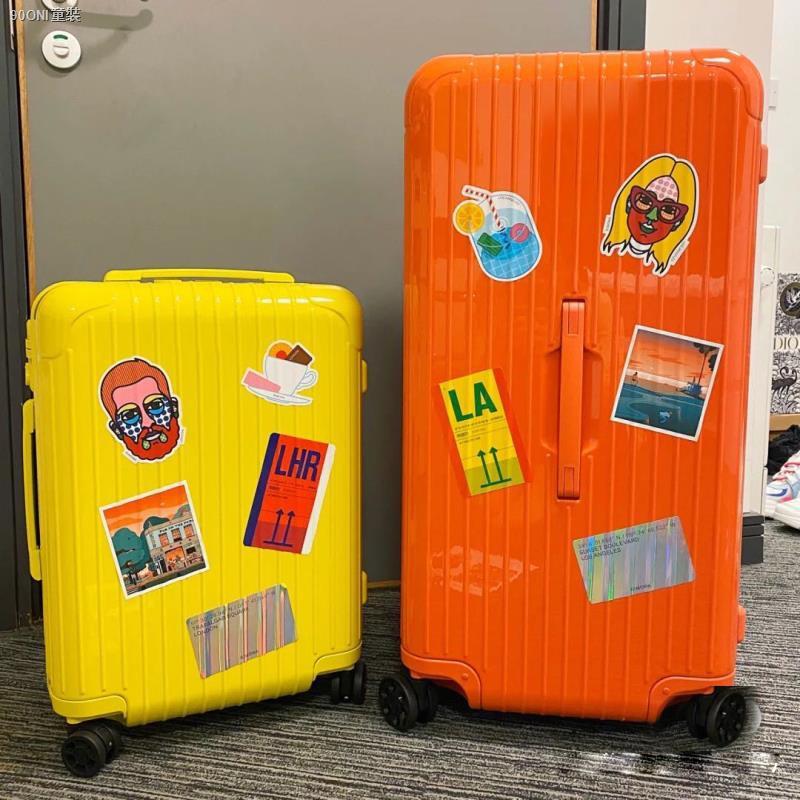 กระเป๋าเดินทางมีซิป 24 นิ้ว 26 นิ้ว