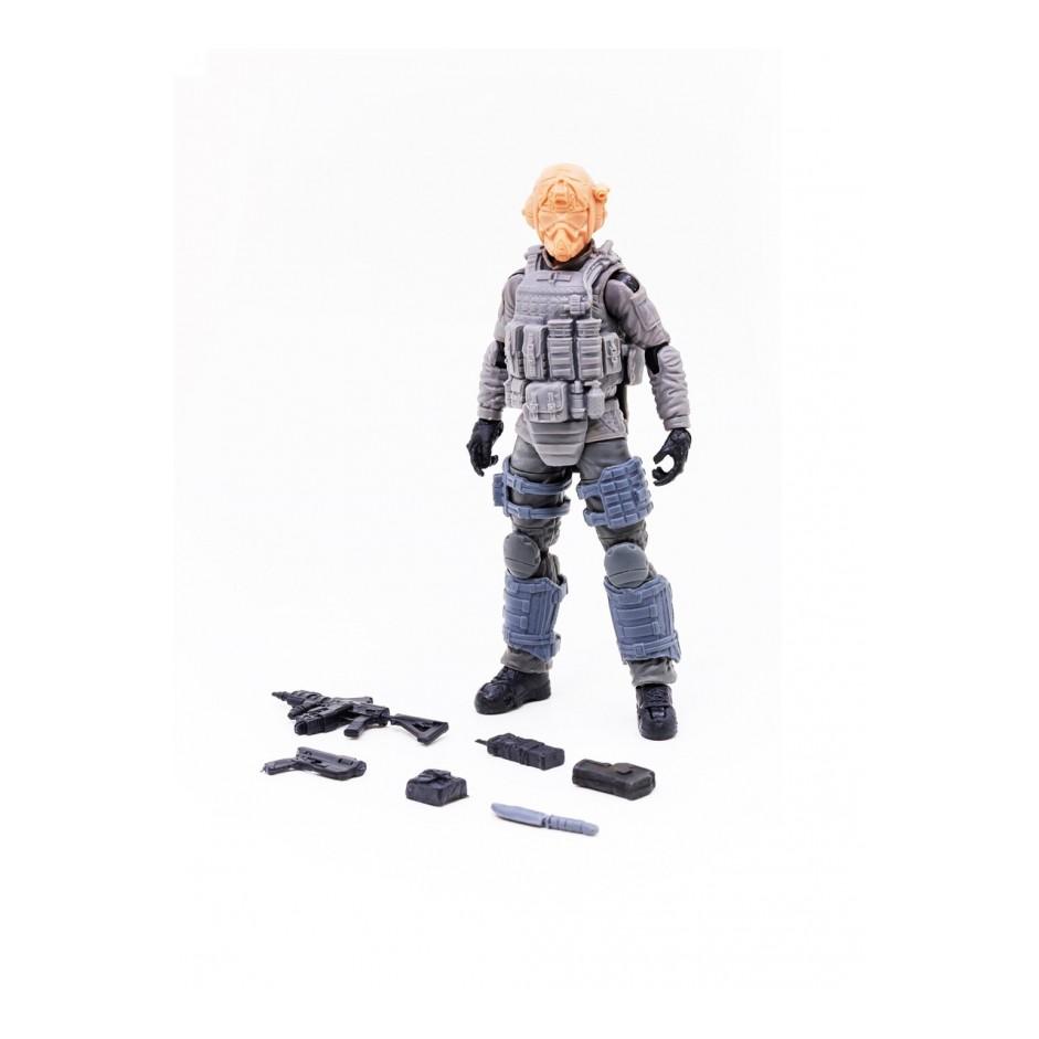 1/18 Figure - JOY TOY - mold color figure kit (C)