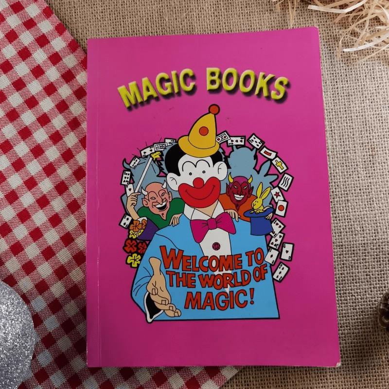 Magic Books สมุดระบายสี