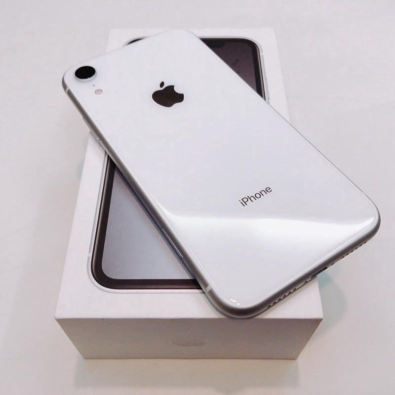 Apple iPhone XR  โทรศัพท์มือถือเดิม 100% ใหม่ 99%  64G/ 128GB/ 256GB