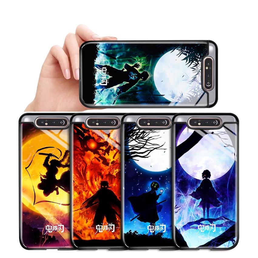 ดาบพิฆาตอสูร Samsung Galaxy A8 A9 A7 A6 A6+ A8+ 2018 Plus Pro 2019 A9S Star A8S A730 A750 A530 เคสสำหรับ Phone Case Demo