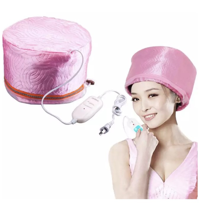 iluTHERMO CAP TV หมวกอบไอน้ำ (ระบบไฟฟ้า) สะดวกประหยัด-yumao 1Z7O