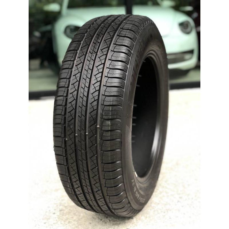 [ใช้โค้ดBYJT382ลดเพิ่ม15%] ยางรถยนต์ Michelin 225/65 R17 Latitude Tour ปี19 ฟรี!!จุ๊ปเกรดPremium