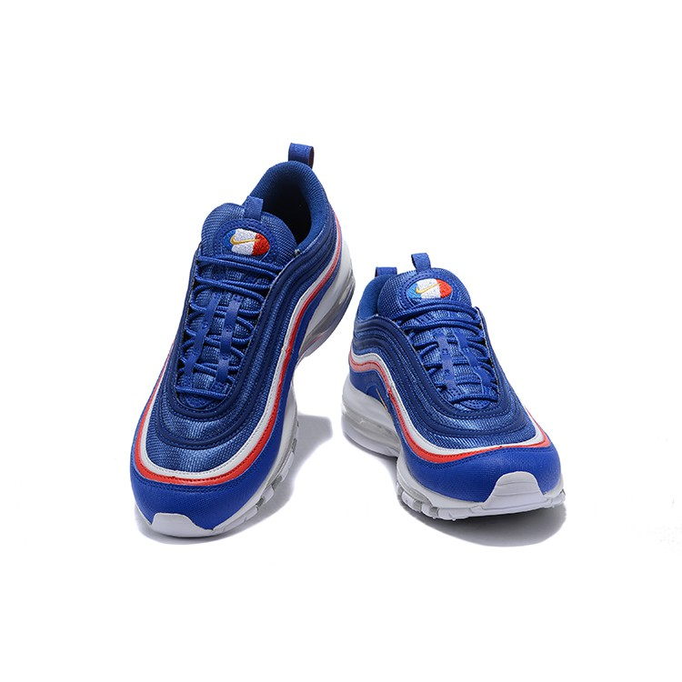 Genuine Nike Air Max 97 retro atmosphere pad bullet running shoes sports shoes Men's shoes casual shoes