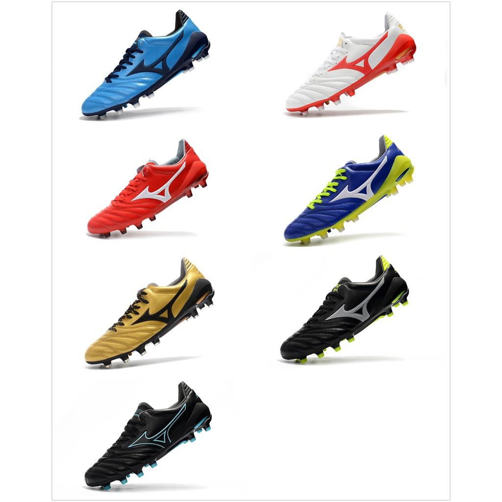เป็นทางการ Mizuno MORELIA NEO II รองเท้าฟุตบอลชาย