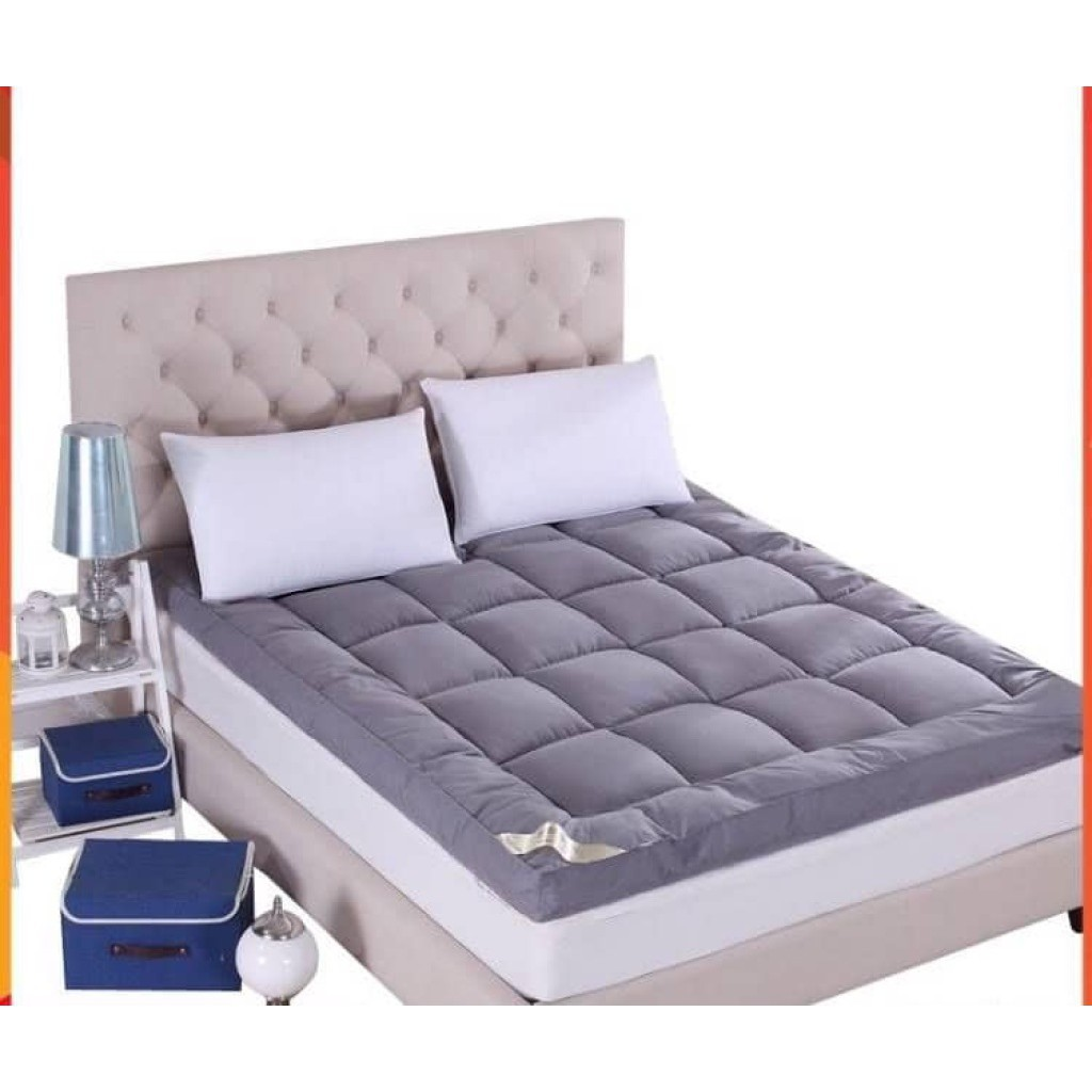 topper 5 ฟุต ที่นอน topper Topper ท็อปเปอร์ ที่นอนขนห่านเทียม ปูที่นอนให่นุ่ม หลับสบาย ขนาดใหญ่ 3.5 ฟุต เบาะรองนอน ขนห่า