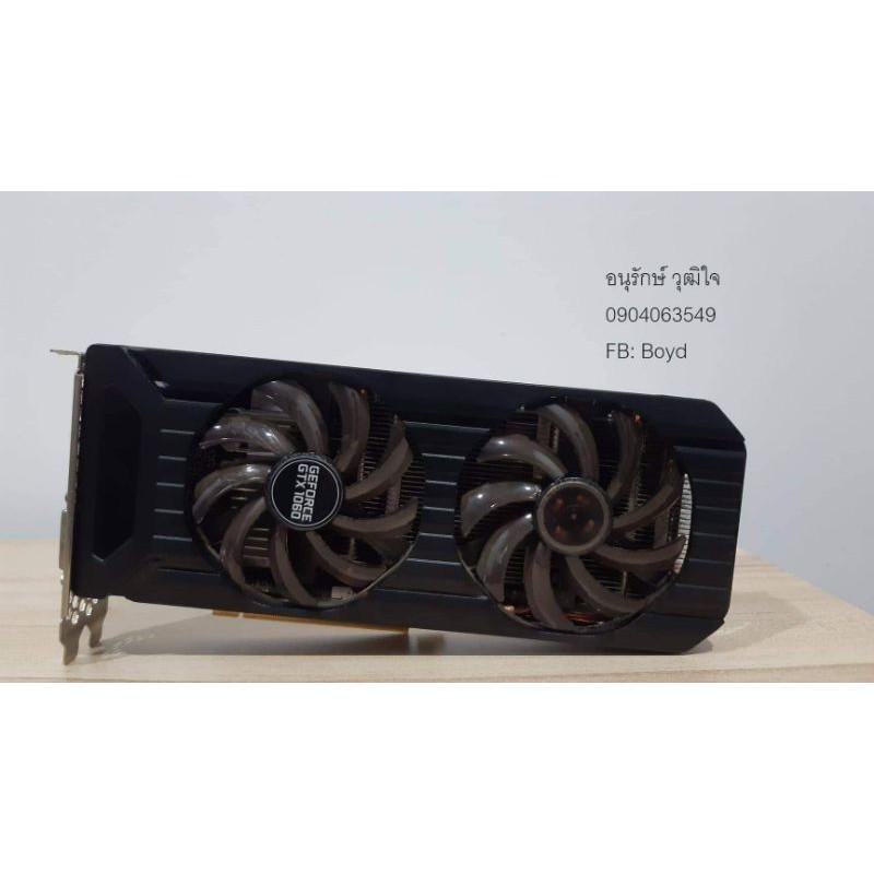Palit GTX1060 6GB มือสอง