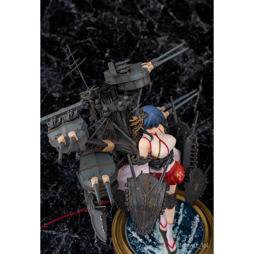 Garage Resin Figure Kantai Collection/Kancolle Yamashiro Model Kit#¥%¥# bdaJ