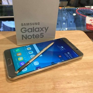 Review Samsung Note5 32 GBมือ2 สีทอง ครบกล่อง