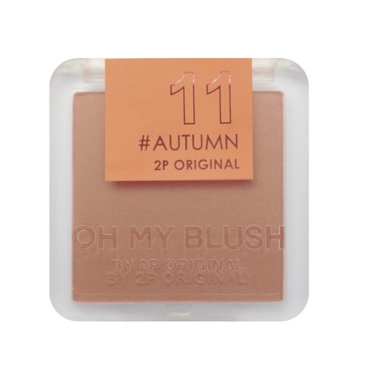 2P Original Oh My Blush 5g.11 Autumn