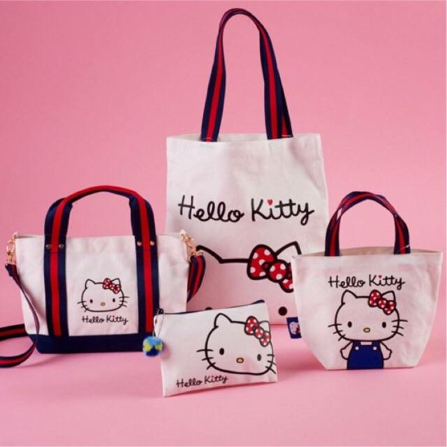 f94ce5362489 Sanrio x Monchhichi Drawstring Bag