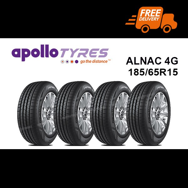 185/65R14 Apollo Alnac4G ยางรถยนต์