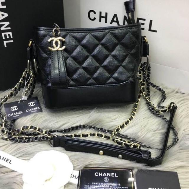 กระเป๋าสะพาย Chanel gabrielle hobo bag