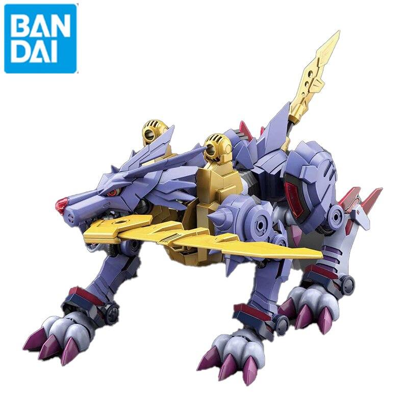 Bandai Gundam Assembled Garage Kit Steel Garuru Joint Action Collection Figure Toy Gift Child