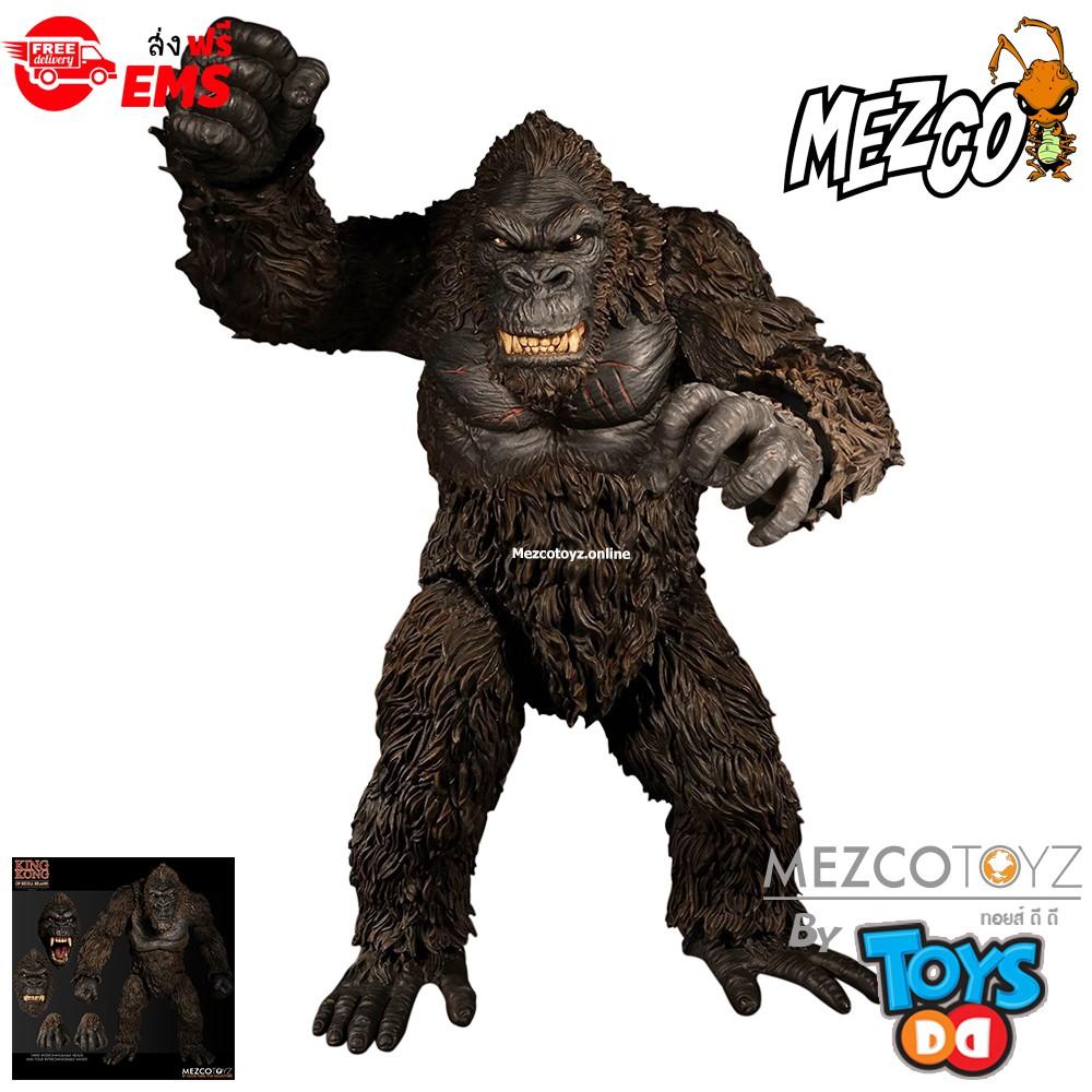 "Mezco Ultimate King Kong of Skull Island 18"" Collectible Figure"
