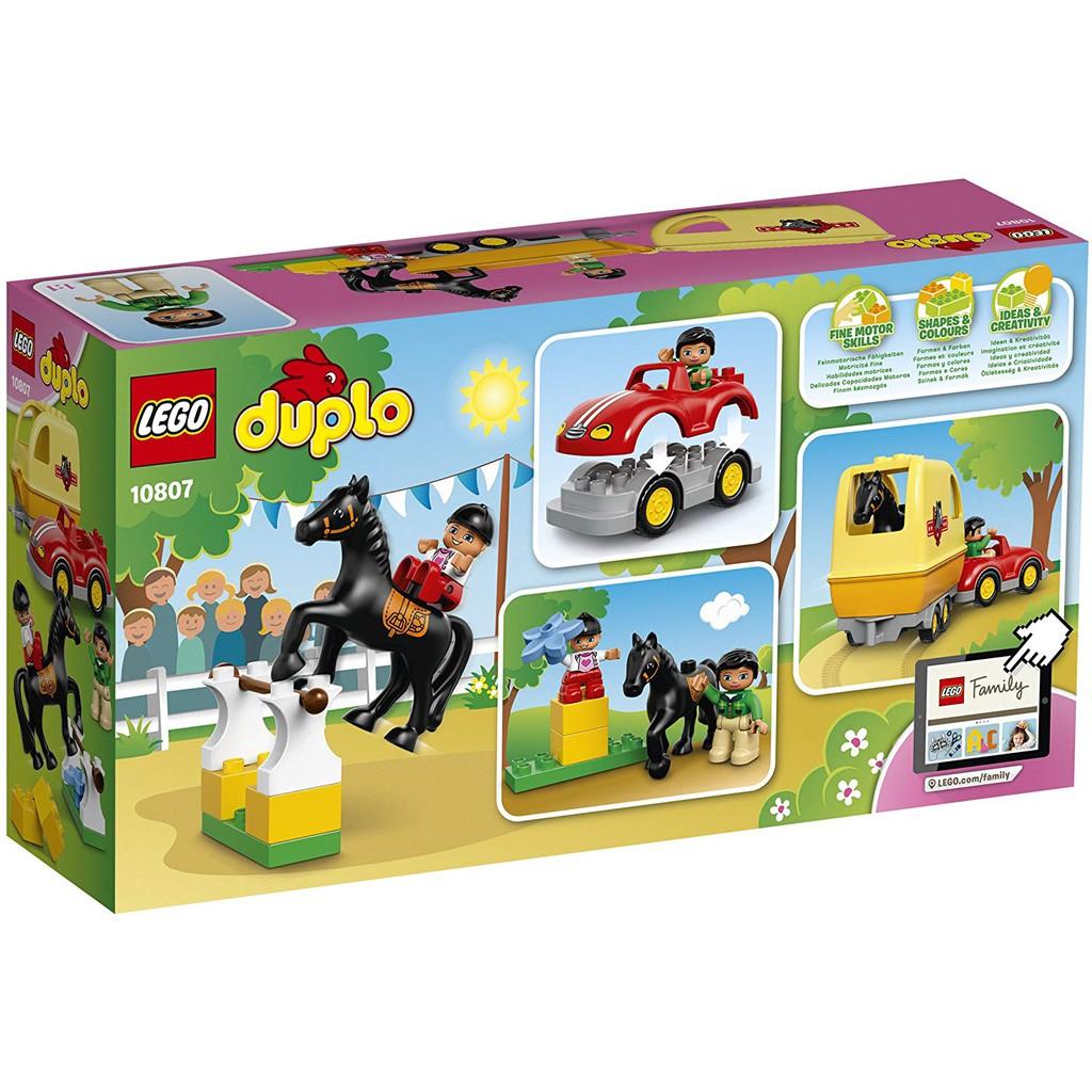 Lego Duplo Farm Pony Stable 10868 NEW