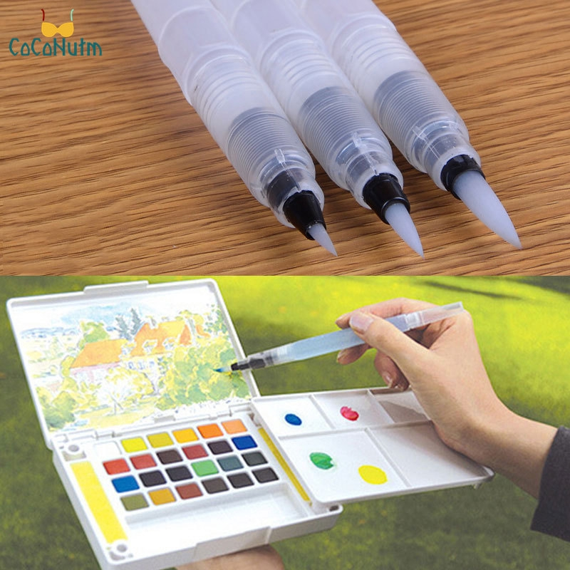 Bright Writing Shiny fluorescence ink painting pen non carbon  acrylic paint