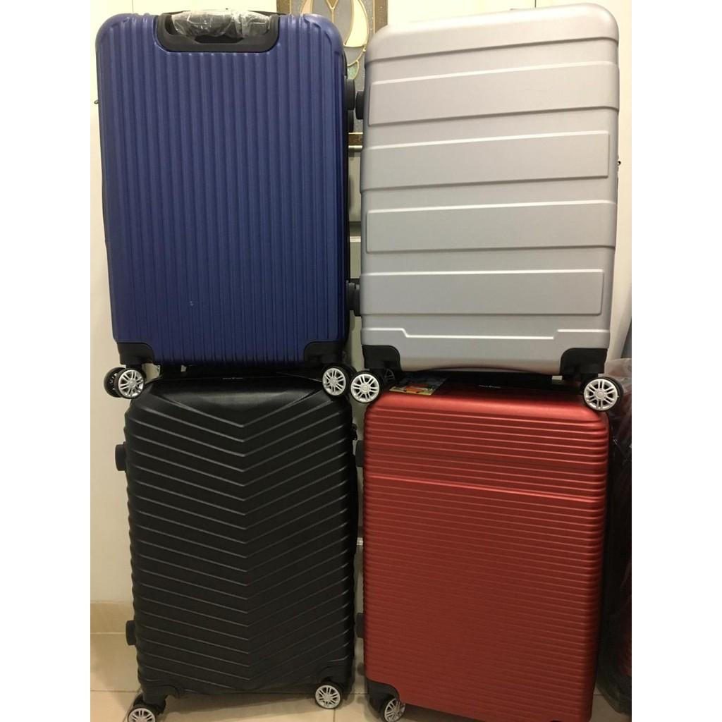 กระเป๋าเดินทางล้อลากขนาด 24 นิ้ว 24 นิ้ว 24 นิ้ว
