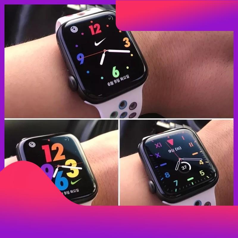 ♥♥♥ 🔥New🔥 สาย Apple Watch Sport BAND FOR Series 1,2,3,4,5 สายนาฬิกา