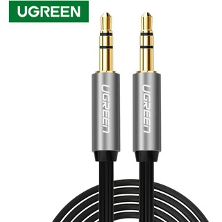 Ugreen AUX Cable Jack 3.5mm Flat Straight Audio Stereo Cable
