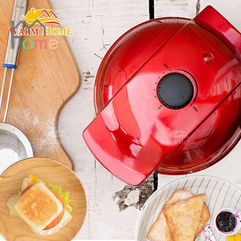 🥧เครื่องทำแพนเค้ก  5 in 1 ขนมไข่ เป็นรูปต่างๆ แถมฟรี พิมพ์แพนเค้ก แบบ กระทะแพนเค้ก เครืองทำโดนัท กำลังไฟ 640 วัตต์