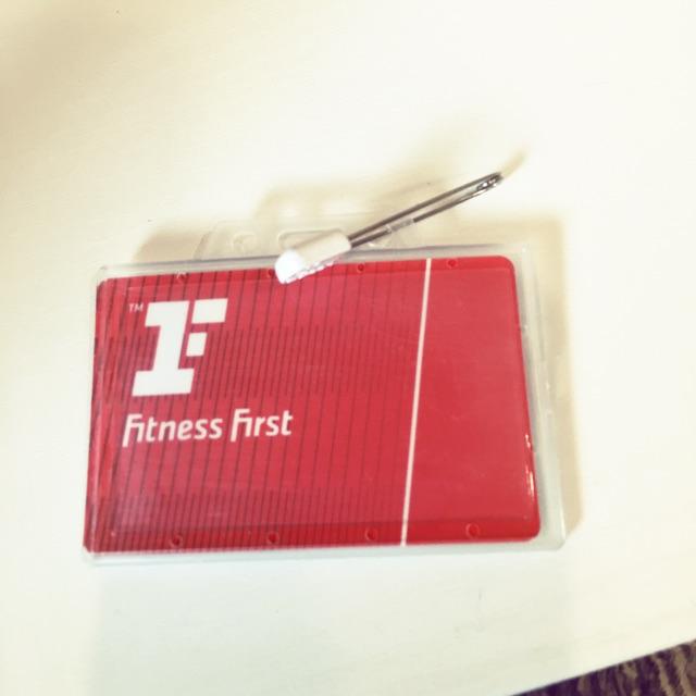ด่วนขายโอนสิทธิ์ Fitness first เซ็นทรัลขอนแก่นแบบรายเดือน (3 เดือน) ไม่เสียค่าแรกเข้า