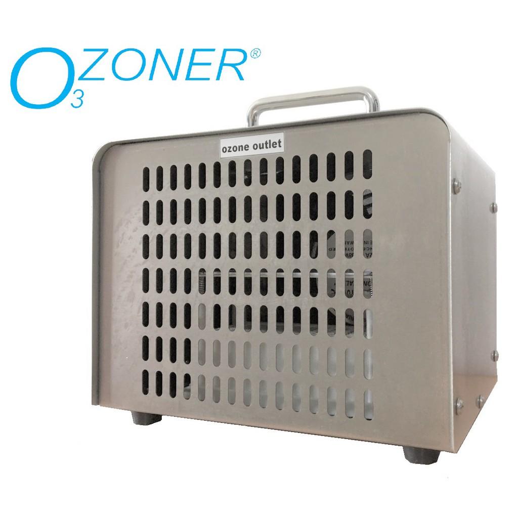 เครื่องผลิตโอโซน รุ่น OZONER- 090 (OZONE GENERATOR) สำหรับกำจัดกลิ่นและฆ่าเชื้อโรค
