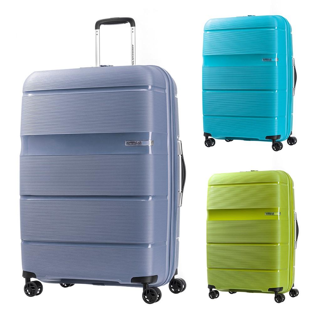 AMERICAN TOURISTER กระเป๋าเดินทางล้อลาก (28นิ้ว) รุ่น LINEX SPINNER 77/28 TSA