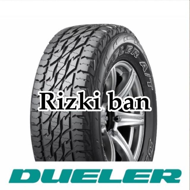 Bridgestone Outer Tires 225 / 65 R17 Dueler D697 (ใหม่) ยางกันด้านนอกสําหรับยางรถยนต์