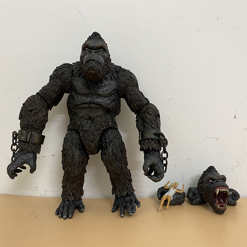 ﹍KingKong Articulated Action Figure Collection Toy Gift 18cm