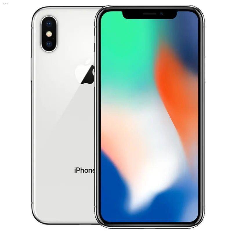 ♀❀โทรศัพท์มือถือ Apple/Apple X ใหม่เอี่ยม 5.8 นิ้ว iPhone x Apple x ธนาคารแห่งชาติเต็ม Netcom 4G โทรศัพท์มือถือแบบเต็มหน