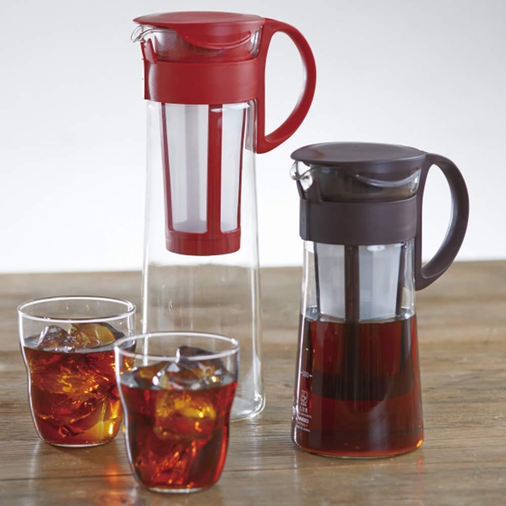 HARIO Cold Brew Mizudashi Coffee Pot MCPN-14CBR ขวดกาแฟ ขวดกาแฟสกัดเย็น กาแฟสกัดเย็น เครื่องทำกาแฟสกัดเย็น  อุปกรณ์กาแฟ