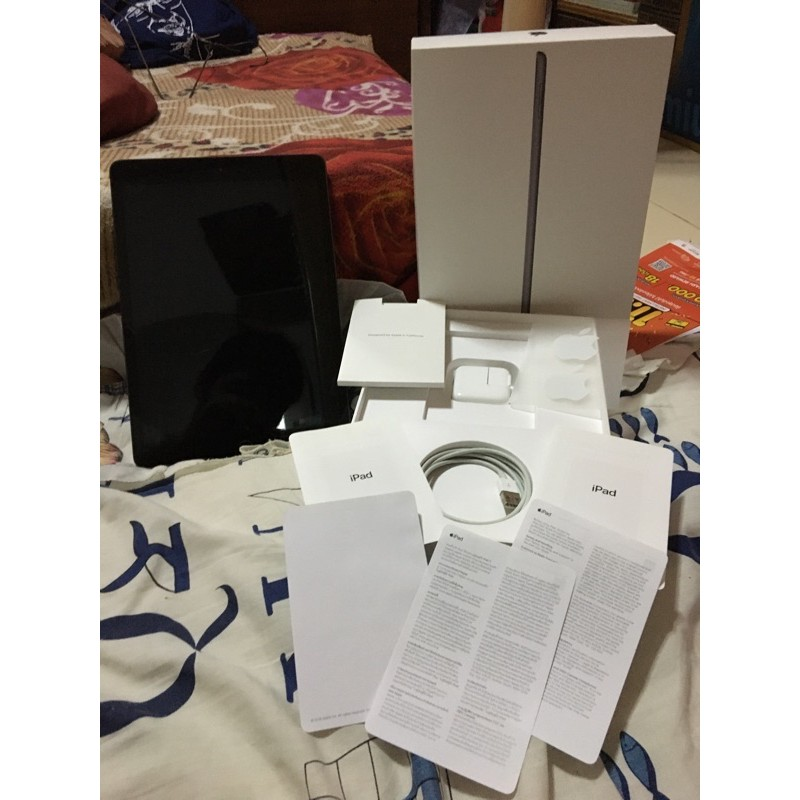 IPad gen7 WiFi 32GB space gray [มือสอง]
