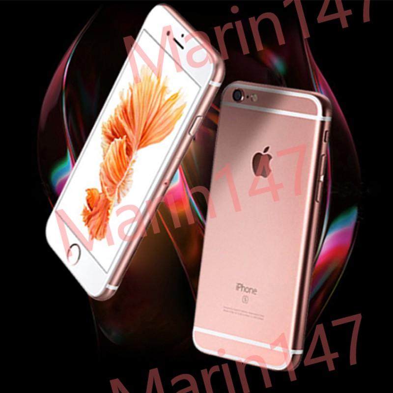 【ไอโฟนมือสอง】Apple IPhone 6s plus 16GB / 32GB / 64GB / 128GB-99% ของแท้มือสองสภาพใหม่ไอโฟน 6 s พลัส