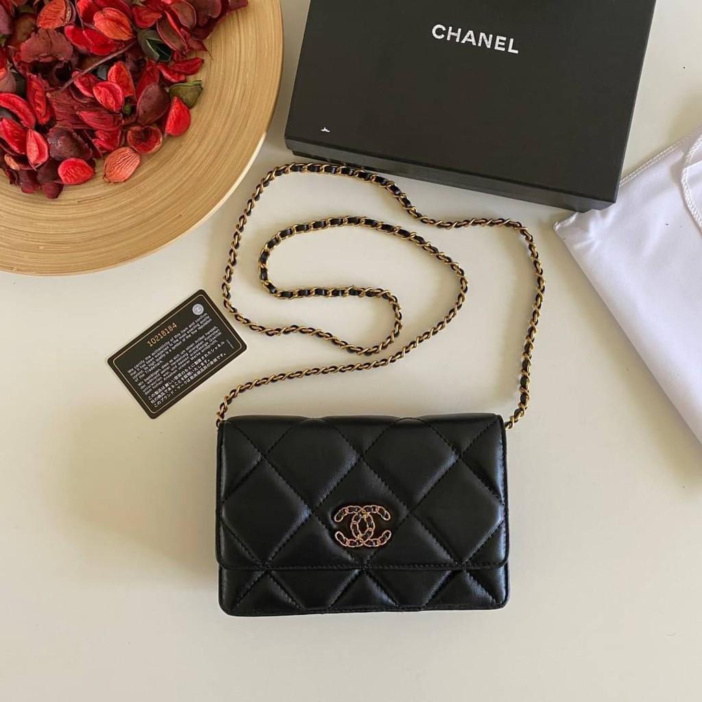 New Chanel 19flap woc Chain wallet Hiend 1:1