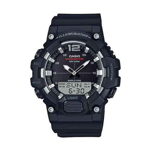 ผลิตภัณฑ์ใหม่▤Casio Standard นาฬิกาข้อมือผู้ชาย สายเรซิน รุ่น HDC-700