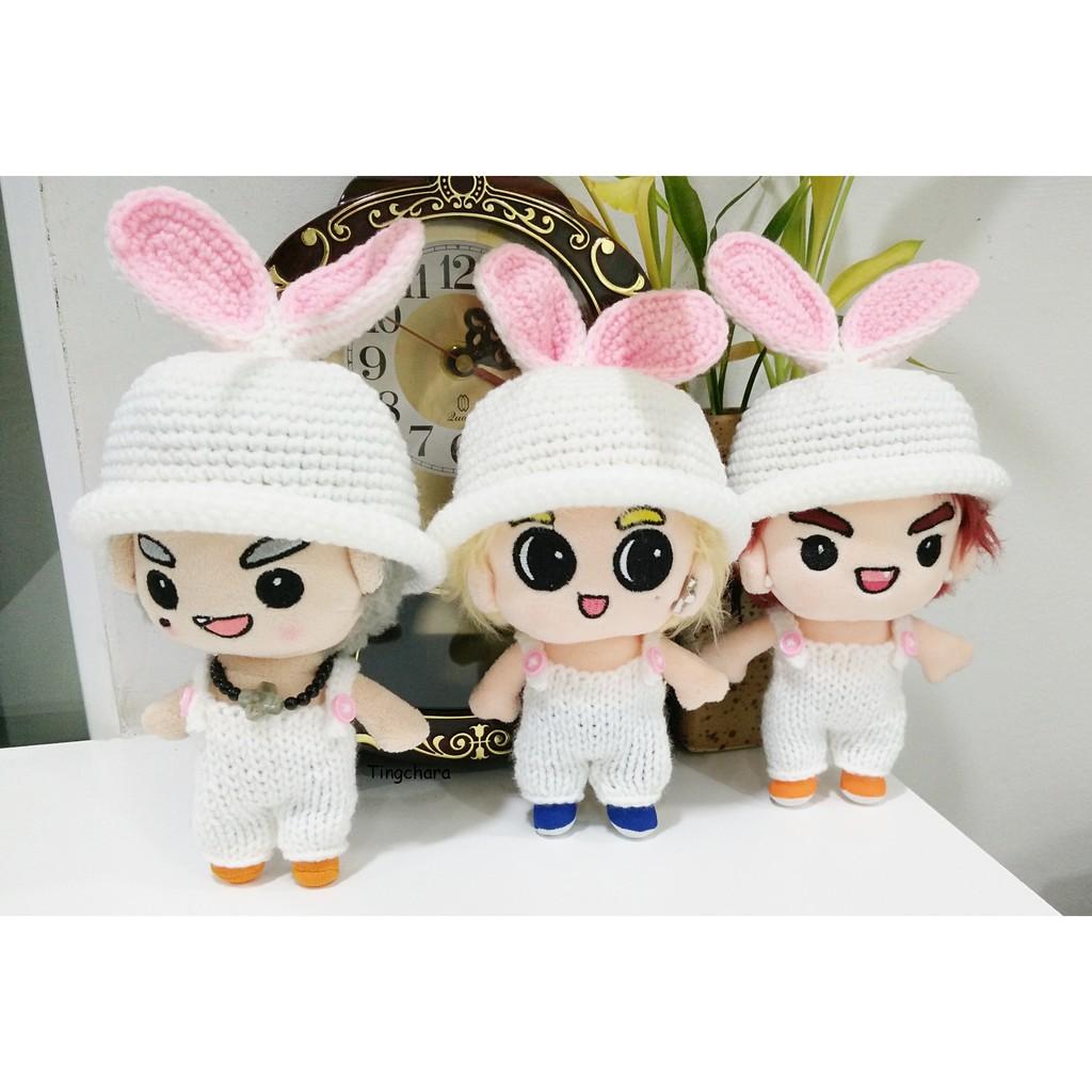 ชุดตุ๊กตาชัคกี้ GOT7