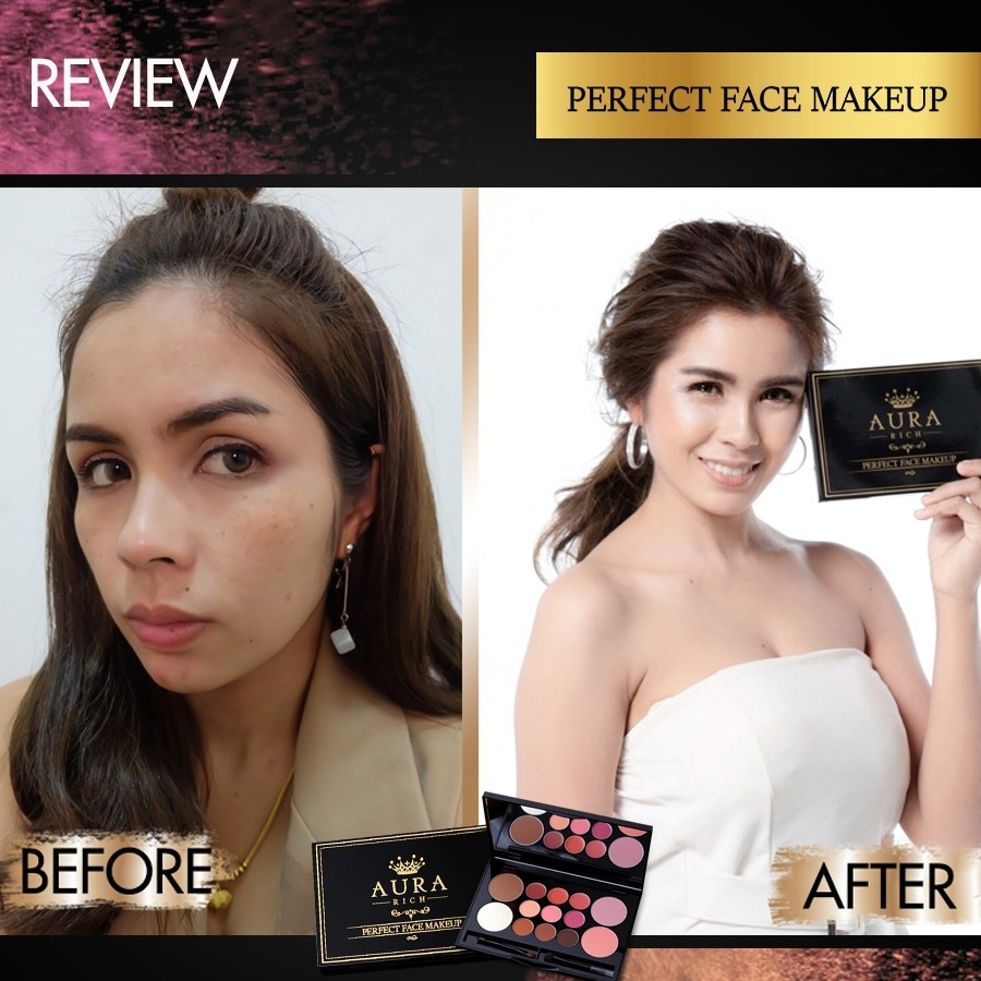 Perfect Face Makeup เพอร เฟค เฟส เมคอ พ