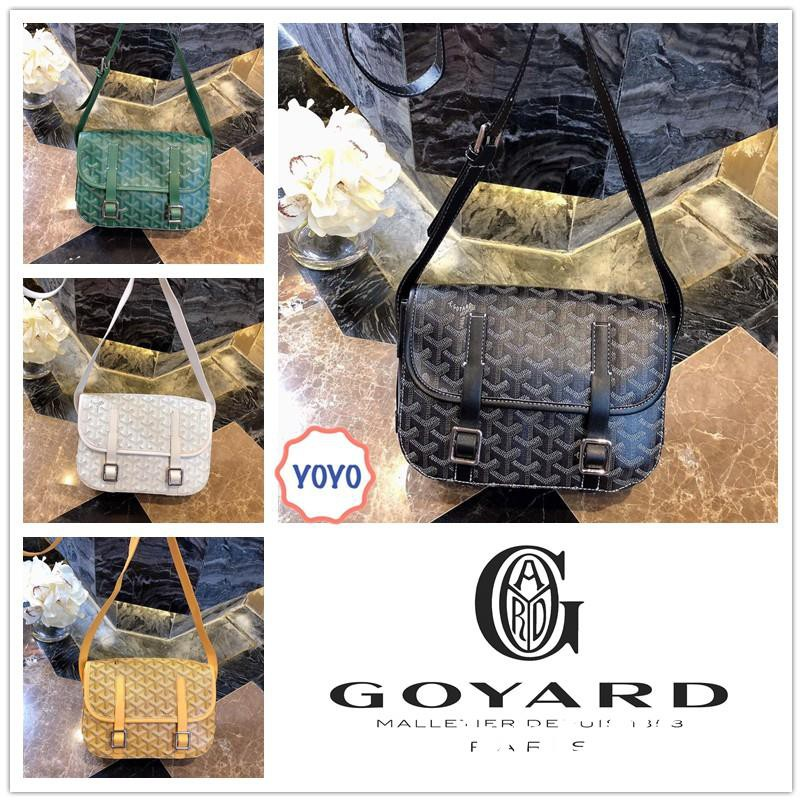 100%OriginalGOYARD กระเป๋าสะพายไหล่ผู้หญิงY