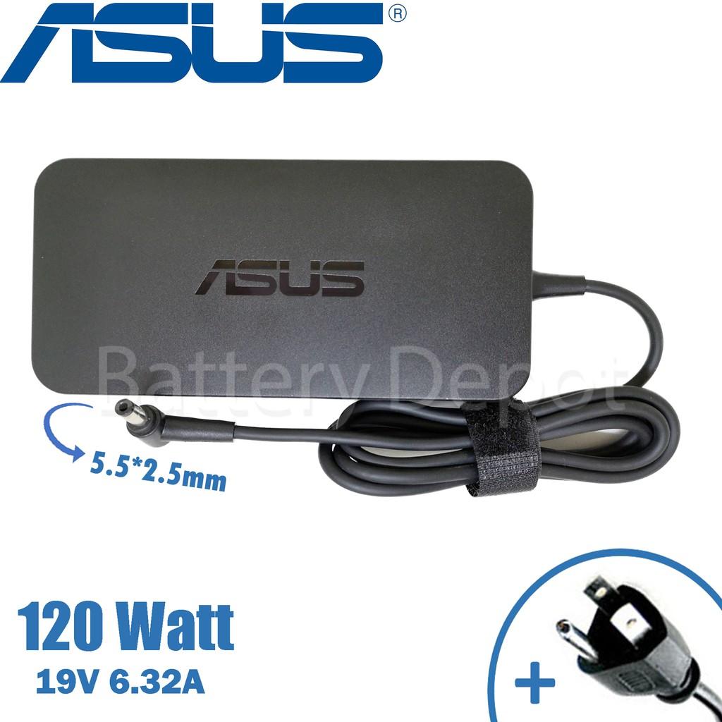 Asus Adapter ของแท้ A550J A550V A550VX K55V N550J ROG GL552 GL552J GL552V GL552VX GL553VD 120w 5.5 GL752V สายชาร์จ Asus