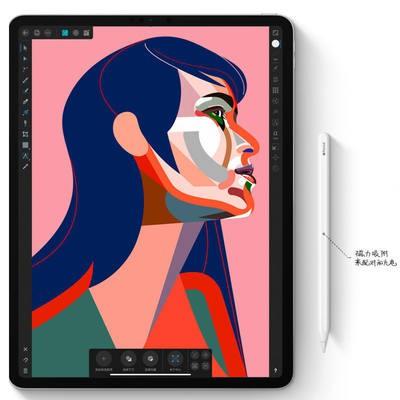 =ゥปากกาเขียนด้วยมือApple/Apple Original Pencil 2รุ่นที่สองปากกาไวต่อแรงกดแบบแบน iPad แบรนด์ใหม่ของแท้จากธนาคารแห่งชาติ